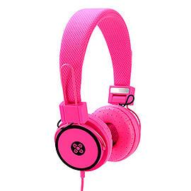 Moki Hyper Headphone - Pink Audio