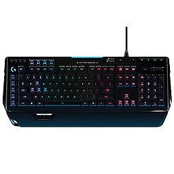 Logitech G910 Orion Spark RGB Mechanical Gaming Keyboard Accessories