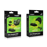 Dual Charge Station for XBOX ONE - inc 2 x 1200mah rechargeable batteries screen shot 1