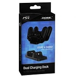 Dual USB Charge Station Dock for PS4 Dualshock Controller screen shot 2