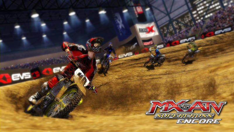 Скачать Игру Mx Vs Atv Supercross - фото 10