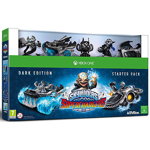 Skylanders Superchargers Dark Edition - Only at GAME Xbox One
