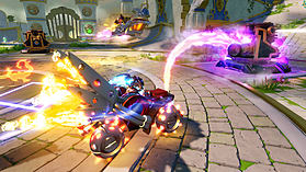 Skylanders SuperChargers Racing Dark Edition screen shot 1