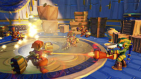Skylanders SuperChargers Racing Dark Edition screen shot 2