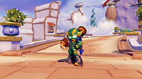 Skylanders SuperChargers Racing Dark Edition screen shot 3