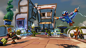 Skylanders SuperChargers Racing Dark Edition screen shot 4