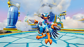 Skylanders SuperChargers Racing Dark Edition screen shot 5
