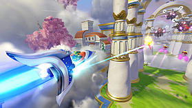 Skylanders SuperChargers Racing Dark Edition screen shot 8