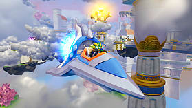 Skylanders SuperChargers Racing Dark Edition screen shot 9