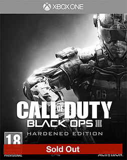 Call of Duty Black Ops III Hardened Edition Xbox One