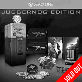 Call of Duty Black Ops III Juggernog Edition - Only At GAME Xbox One