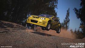 Sébastien Loeb Rally EVO screen shot 1