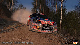 Sébastien Loeb Rally EVO screen shot 7