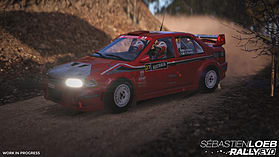 Sébastien Loeb Rally EVO screen shot 2