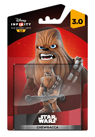 Chewbacca - Disney Infinity 3.0 Figure Toys and Gadgets