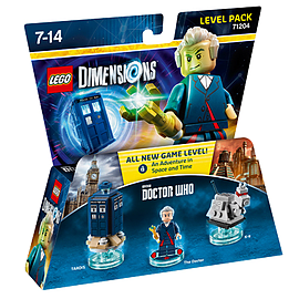 Doctor Who Level Pack - LEGO Dimensions Toys and Gadgets