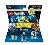 Doctor Who Level Pack - LEGO Dimensions screen shot 1