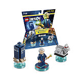 Doctor Who Level Pack - LEGO Dimensions screen shot 3
