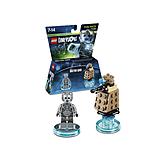 Cyberman & Dalek Fun Pack - LEGO Dimensions - Doctor Who screen shot 1