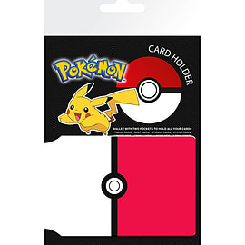 Pokemon Pokeball - Card Holder Posters