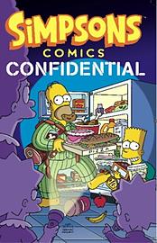 Simpsons Comics - Confidential (Paperback) Books