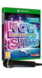 Now That's What I Call Sing: Microphone Pack Xbox One