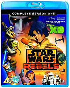 Star Wars Rebels: Season 1 Blu-Ray