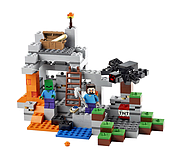 LEGO Minecraft The Cave 21113 Playset screen shot 1