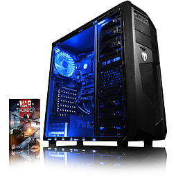 VIBOX Vision Gaming PC - 3.9GHz 2 Core, Graphics Chip, 8GB RAM, 1TB, No Windows PC