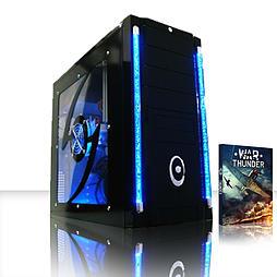 VIBOX Scope 12 - 3.9GHz AMD Dual Core, Gaming PC (Nvidia Geforce GT 730, 4GB RAM, 1TB, Windows 8.1) PC
