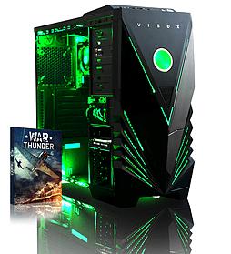 VIBOX Ultra 11L - 3.9GHz AMD Quad Core, Gaming PC (Radeon HD 8570D, 32GB RAM, 1TB, No Windows) PC