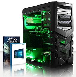 VIBOX Gamer 2LW - 3.5GHz Intel Quad Core Gaming PC (Nvidia GTX 750 Ti, 32GB RAM, 1TB, Windows 8.1) PC