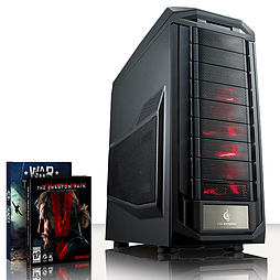 VIBOX Sniper 3 - 4.2GHz AMD Quad Core, Gaming PC (Nvidia Geforce GTX 970, 8GB RAM, 2TB, No Windows) PC