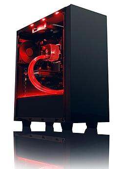 VIBOX Damage 1 - 3.8GHz AMD Quad Core, Gaming PC (Nvidia Geforce GTX 750, 8GB RAM, 1TB, Windows 8.1) PC