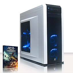VIBOX Clarity 1 - 3.9GHz AMD Six Core, Gaming PC (Nvidia Geforce GTX 960, 8GB RAM, 1TB, No Windows) PC