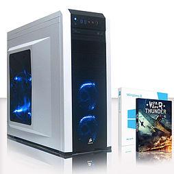 VIBOX Clarity 7 - 3.9GHz AMD Six Core Gaming PC (Nvidia Geforce GTX 960, 16GB RAM, 1TB, Windows 8.1) PC