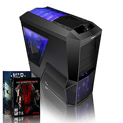 VIBOX Supernova 43 - 4.0GHz AMD Eight Core Gaming PC (Nvidia GTX 960, 8GB RAM, 3TB, No Windows) PC