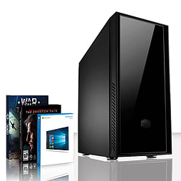 VIBOX Splendour 118 - 4.0GHz AMD Eight Core Gaming PC (Nvidia GTX 960, 8GB RAM, 2TB, Windows 8.1) PC