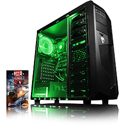 VIBOX Submission 6 - 3.9GHz AMD Quad Core, Gaming PC (Radeon HD 8570D, 8GB RAM, 1TB, No Windows) PC