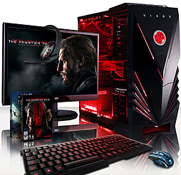 VIBOX Submission 29L - 4.0GHz AMD Eight Core Gaming PC (Nvidia GTX 960, 32GB RAM, 1TB, Windows 8.1) PC