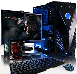 VIBOX Submission 29S - 4.0GHz AMD Eight Core Gaming PC (Nvidia GTX 960, 8GB RAM, 1TB, Windows 8.1) PC