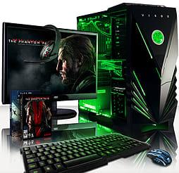 VIBOX Submission 29LW - 4.0GHz AMD Eight Core Gaming PC (Nvidia GTX 960, 32GB RAM, 1TB, No Windows) PC