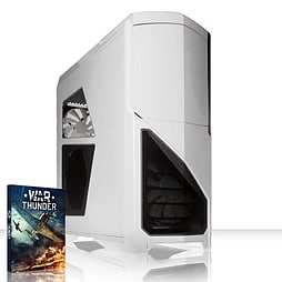 VIBOX Submission 91 - 4.0GHz AMD Eight Core, Gaming PC (Radeon R9 280X, 8GB RAM, 1TB, No Windows) PC