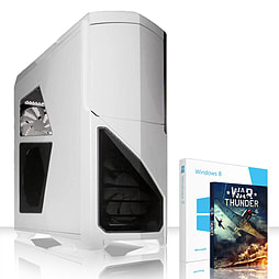 VIBOX Submission 115 - 4.0GHz AMD Eight Core, Gaming PC (Radeon R9 280X, 8GB RAM, 2TB, Windows 8.1) PC