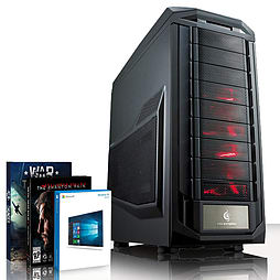 VIBOX Gravity 7 - 4.0GHz AMD Eight Core Gaming PC (Nvidia GTX 970, 16GB RAM, 1TB, Windows 8.1) PC