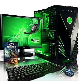 VIBOX Centre 4XS - 4.0GHz AMD Quad Core Gaming PC Pack (Nvidia GTX 750, 16GB RAM, 2TB, No Windows) PC