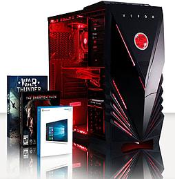 VIBOX Annihilator 8 - 4.0GHz Intel Quad Core Gaming PC (Nvidia GTX 960, 8GB RAM, 2TB, Windows 8.1) PC