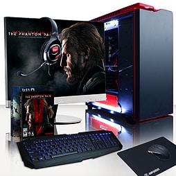 Vibox Thunder 19 - 4.2GHz Intel Quad Core Gaming PC Pack (Nvidia GTX 960, 8GB RAM, 2TB, No Windows) PC