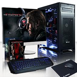 Vibox Quasar 6 - 4.2GHz Intel Quad Core Gaming PC Pack (Nvidia GTX 960, 32GB RAM, 2TB, No Windows) PC