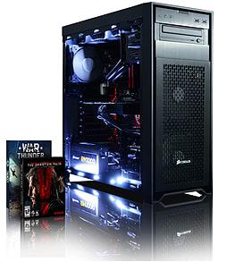 Vibox Juggernaut 4 - 4.4GHz Intel Quad Core Gaming PC (Nvidia GTX 960, 8GB RAM, 3TB, No Windows) PC